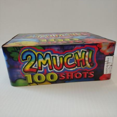 100 Shots 2 Much!