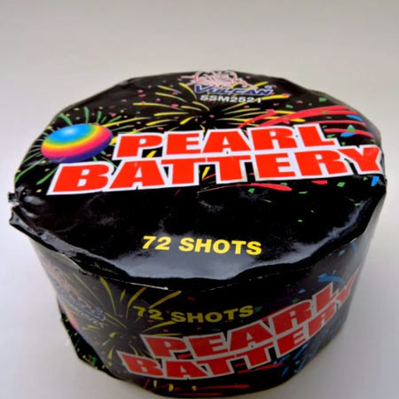 72 Shot Pearl Battery