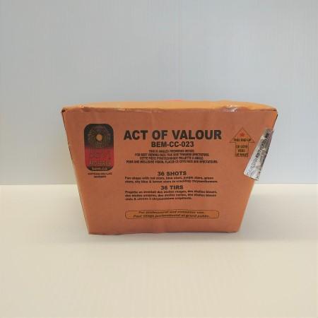 Act of Valour (BEM)