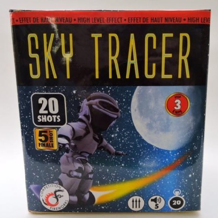 Sky Tracer (Competition Fireworks)