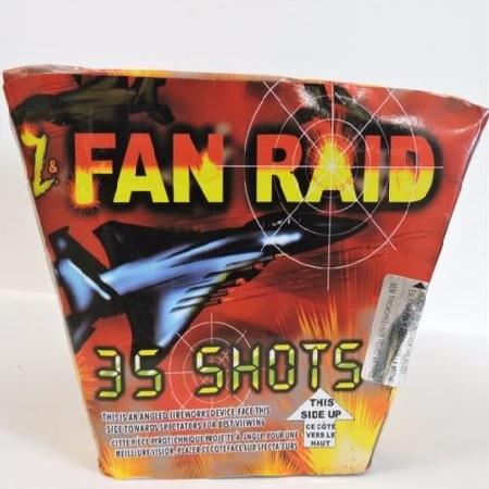 Z & Fan Raid