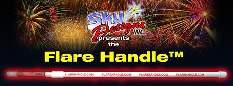Sky Designs Inc Flare Handle®