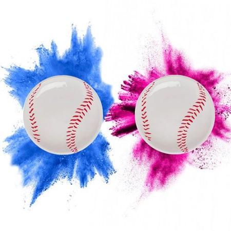 Gender Reveal Baseball