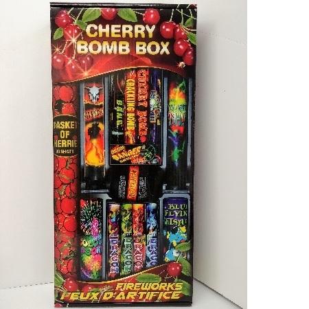 Cherry Bomb Box