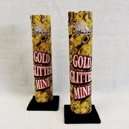 Gold Glitter Mine